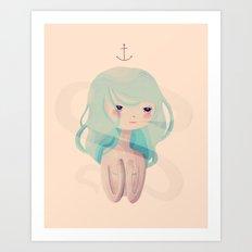 Siren Song Art Print