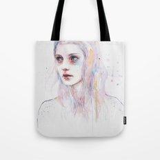 Unsaid Things Tote Bag