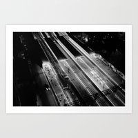 View On South Yarra Stat… Art Print