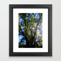 everything was beautiful Framed Art Print