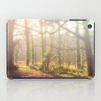 Woodland Fog iPad Case