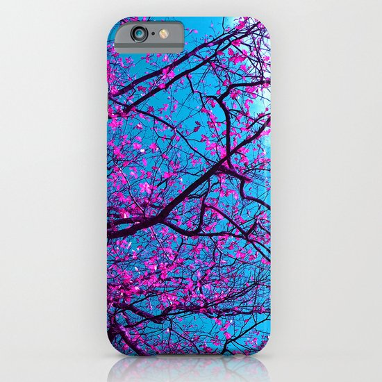purple tree XV iPhone & iPod Case