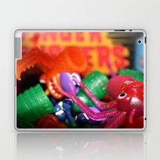 MONSTER MONSTER on my fingers. Laptop & iPad Skin