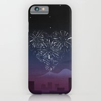 iPhone & iPod Case featuring When I first saw you by crayon dreamer