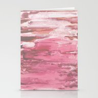 Soft Pink Stationery Cards