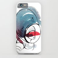 iPhone & iPod Case featuring Astro Dame by Levi Hastings