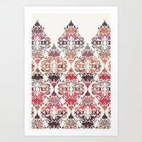 Tried Angles Art Print