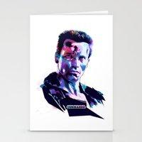 Arnold Schwarzenegger: BAD ACTORS Stationery Cards