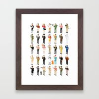 Murrays 2014 Extended Framed Art Print