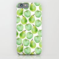 Apples And Pears iPhone 6 Slim Case
