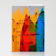Alpine Panorama Stationery Cards