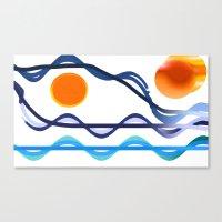 Benice Canvas Print