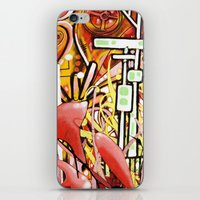 Landmark iPhone & iPod Skin