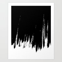 HIGH CONTRAST Art Print