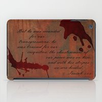 Calvary's Blood iPad Case