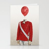 The Guard - #1 In My Ser… Stationery Cards