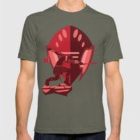Armour Mens Fitted Tee Lieutenant SMALL