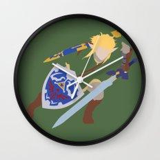 Link, He's BA (Legend of Zelda) Wall Clock