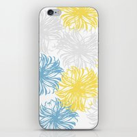 cool breezy dandies iPhone & iPod Skin