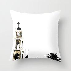 St. Peter's Church, Jaff… Throw Pillow