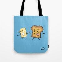 Kaya Toast Tote Bag