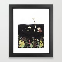 I'll Probably Survive This Framed Art Print