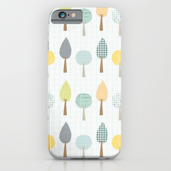 trees iPhone & iPod Case