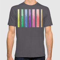 Spectrum 2013 Mens Fitted Tee Asphalt SMALL