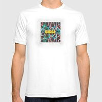 Giggi Knox Mens Fitted Tee White SMALL