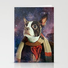 THE 4TH DOGTOR Stationery Cards