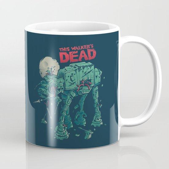 Walker's Dead Mug