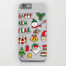 My Christmas Theme (: iPhone 6 Slim Case