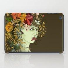 Persephone, goddess of Spring iPad Case