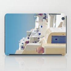 Santorini Door VIII iPad Case