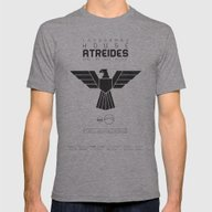 T-shirt featuring Dune: House Atreides by Matthew Taylor Wilso…