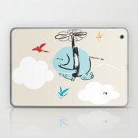 When Elephants Dream Laptop & iPad Skin