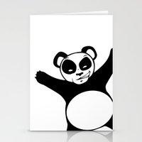 Panda X Stationery Cards