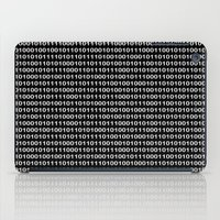 The Binary Code DOS Vers… iPad Case