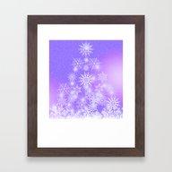 Winter Joy Framed Art Print
