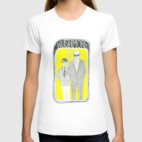 T-shirt featuring Rushmore by Mexican Zebra
