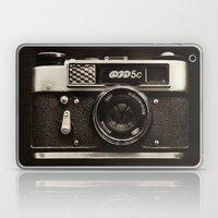 FED 5   Vintage Camera Laptop & iPad Skin