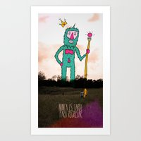 It's never to late to come back... Art Print