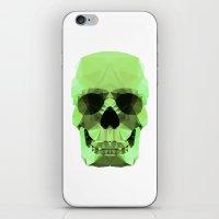 Polygon Heroes - Emerald… iPhone & iPod Skin