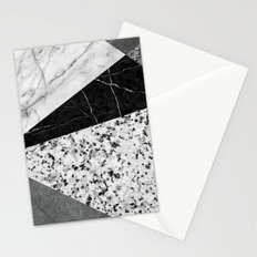 Marble and Granite Abstract Stationery Cards