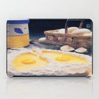 Eggs iPad Case