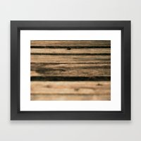 Look Further Framed Art Print