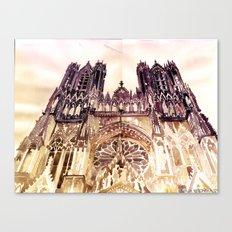Reims Canvas Print