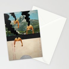 The Noon Guns (Back) Stationery Cards