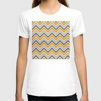 chevron T-shirts featuring Chevron by eARTh