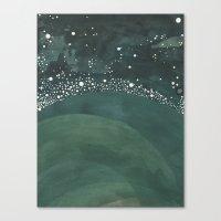 Galaxy No. 3 Canvas Print